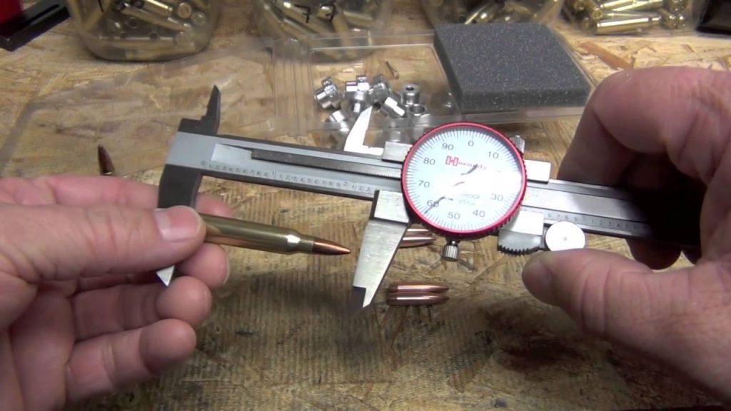 measuring-bullet-case-length-for-reloading