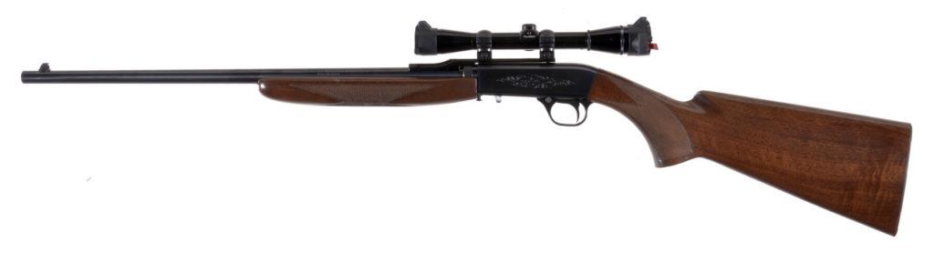 Browning SA-22 Rifle