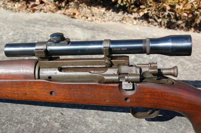 lyman alaskan 2.5x rifle scope