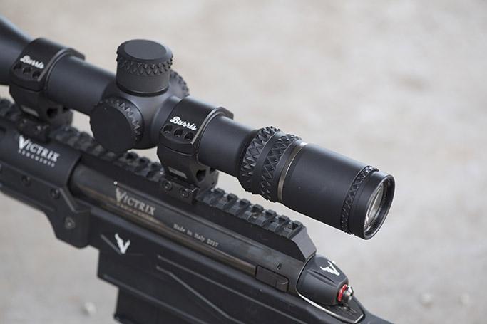 Burris Xtreme Tactical XTR III 5.5-30X56