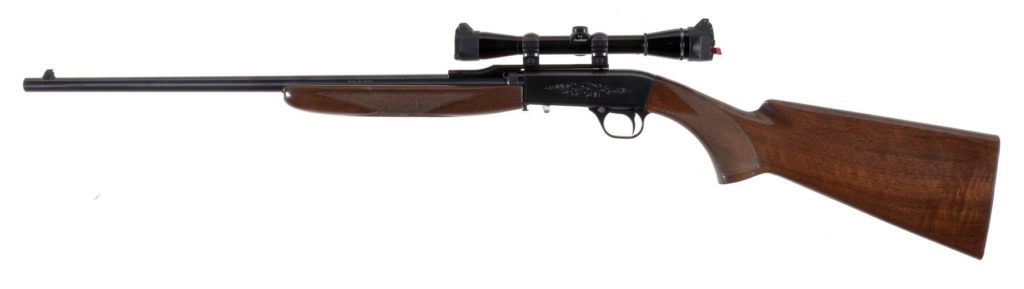 Browning SA-22 Rifle