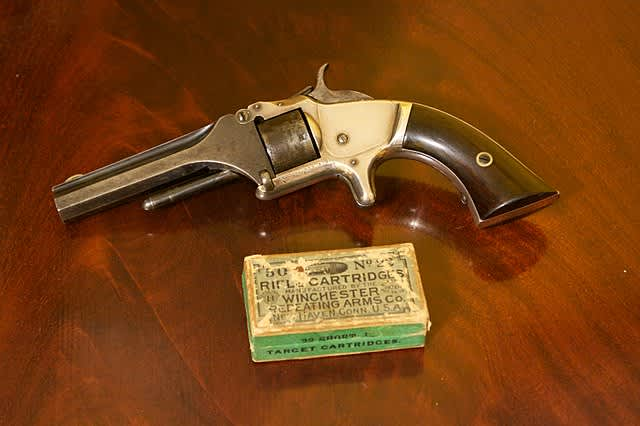 Smith & Wesson Model 1 22
