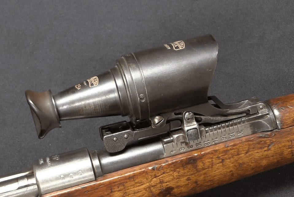Zeiss 2.5x Glasvizier 16 rifle scope