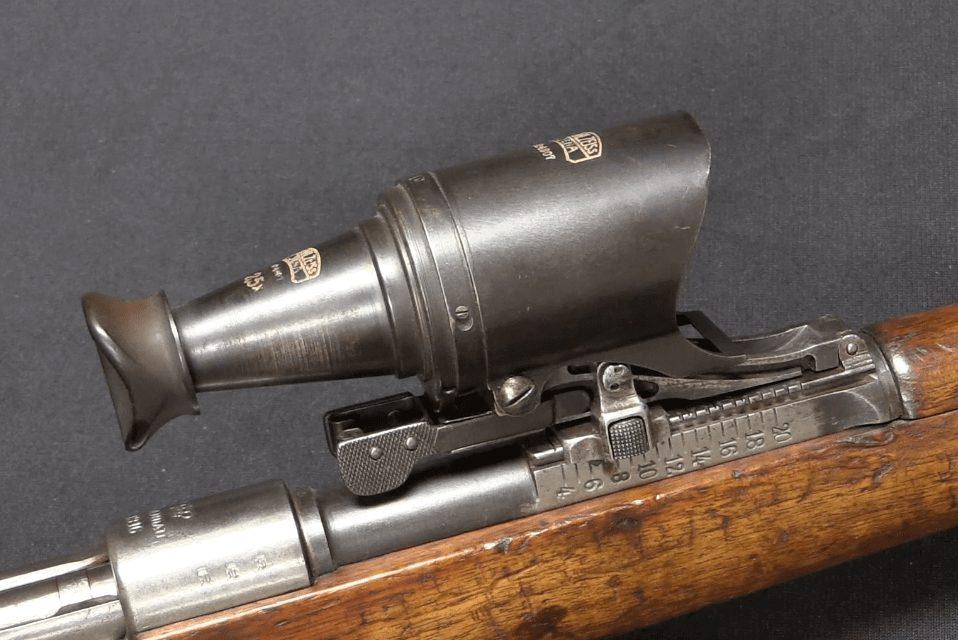 Zeiss 2.5x Glasvizier 16 rifle scope