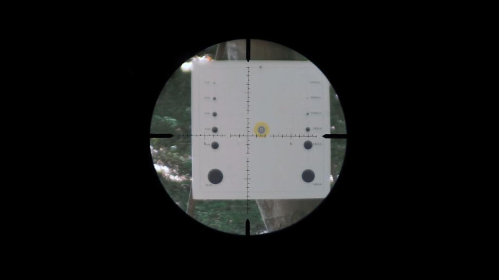 Clarity of Athlon Ares 4.5-27x50 long range rifle scope