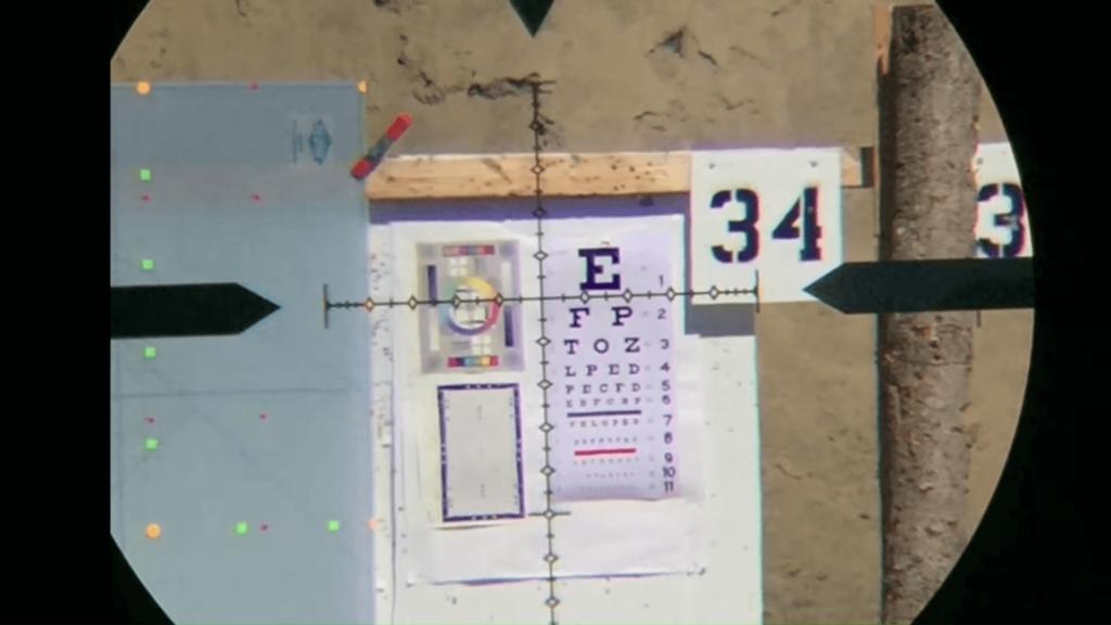 Clarity of SWFA SS 3-15x42 FFP rifle scope under $1000