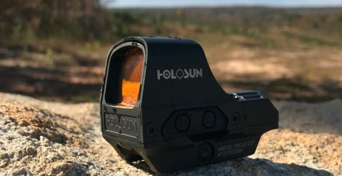 Holosun HS510C Review : The Only Harsh Unbiased Review