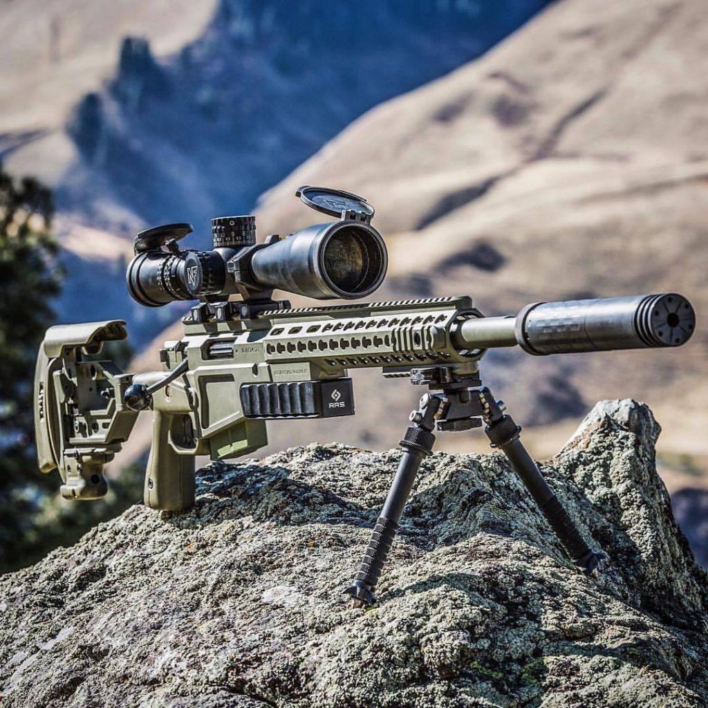 Nightforce ATACR 308 scope